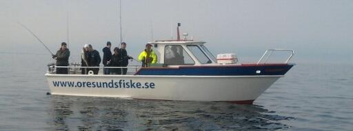 Havsfiske i Skåne